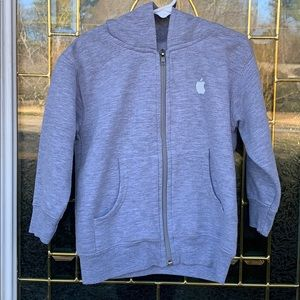 Other - Unisex Apple hoodie size 4T
